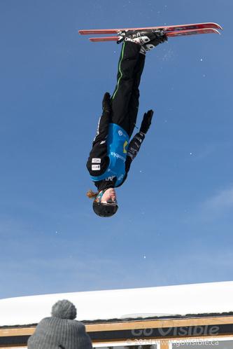 Apex Freestyle Ski Training 2013 - Canadian & Russian Aerial Ski Teams