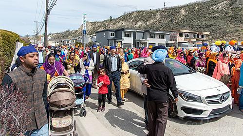 Vaisakhi Parade - Penticton 2017