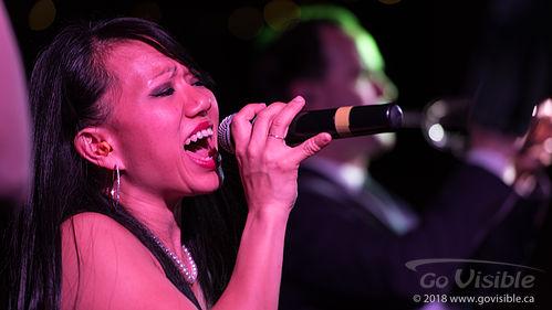 The Phonix Dance Band - Vancouver based wedding and event band