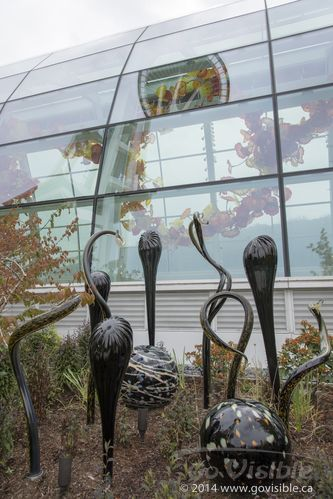 Dale Chihuly - Garden and Glass, Seattle