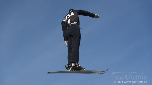 Apex Freestyle Ski Training 2013 - Canadian & Russian Aerial Ski Teams