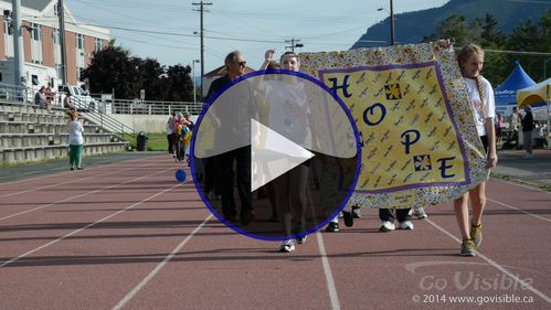 Penticton Relay for Life 2014