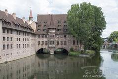 Nuremberg, Germany - The Franconian Metropolis