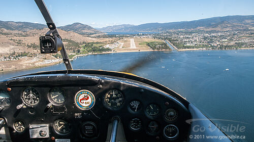 Aerial Pictures - Penticton & South Okanagan (2011)